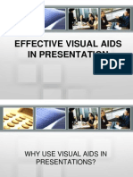 Visual Aids Ppt