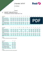 Timetable 7