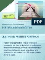 Portafolio de Diagnóstico_Dhira.villanueva