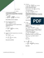 Losningsforslag Nexus b 2-2 Mekaniska Vagor