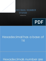 How to Convert Hexadecimal Numbers