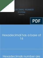 How to Convert Hexadecimal Numbers