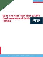 Ospf Ixia Tests