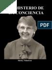 El Misterio de La Conciencia (Shirley Nicholson)