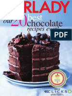 Fairlady 20 Best Chocolate Recipes Ever 2013