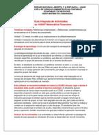 Guia Integrada de Actividades2 MATEMATICA FINANCIERA