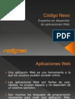 Código Nexo, Expertos en Desarrollo de Aplicaciones Web