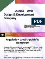 AngualarJs Development