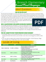 Annual Fund Letter