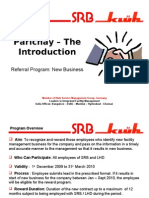 Parichay. Referral Program