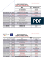 m1 Calendrier Des Ecrits Mai 2014