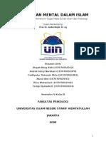 Makalah Islam & Psikologi