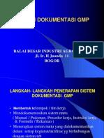 Gmp-presentasi Dokumen Gmp