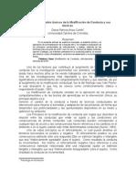 Articulo Modificacion de Conducta0