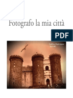 FOTOGRAFO LA MIA CITTà 21x21