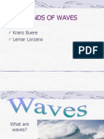 Kind of Waves(Kranz and Lemar)