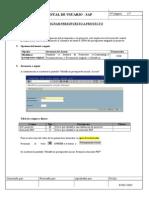 EY02001001 - Asignar Presupuesto a Proyecto