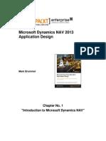 9781782170365_Microsoft_Dynamics_NAV_2013_Application_Design_Sample_Chapter