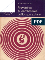 000 - Prevenirea Si Combaterea Bolilor Parazitare