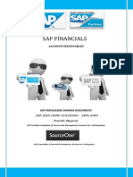 SAP Financials Accounts Receivables