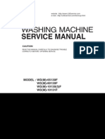 LG_WD-10130 Washing Machine Service Manual