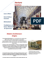 HISTORY OF EUROPEAN ARCHITECTURE