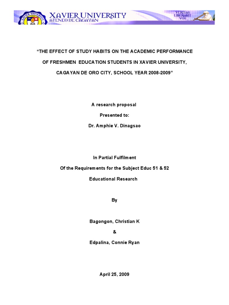 Example of thesis on study habits esl dissertation results writing services au