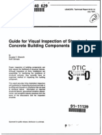 Guide for Visual Inspection of Structural Concrete Building Components