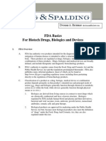Richman FDA Basics Biotech