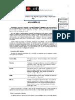 Tutorial , Pseudocodigo y Diagramas de Flujo
