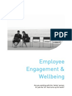 Employee Engagement & Wellbeing