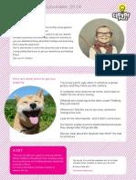 Clever Pants Newsletter_September _2014