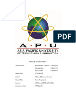 ADVBS Group Assignment Documentation