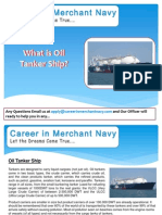 How to Join Oil Tanker Ship in Merchant Navy