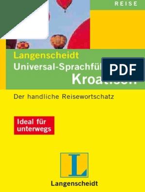Langenscheidt Universal Sprachführer Kroatischpdf