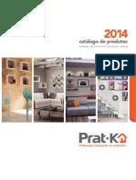 Catálogo Da Prat-k 2014