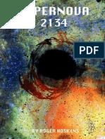 Supernova 2134 - Hoskins, Roger