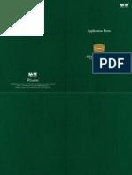 Polo Suites Applicationform