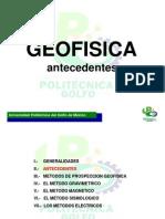 Geofisica Antecedentes (II)