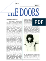 the doors - jim morrison - biography - biografía