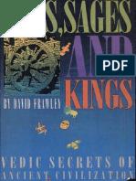 Gods, Sages and Kings (Vedic Secrets of Ancient Civilization)