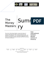 The Money Masters_report