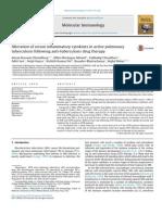 Alteration of Serum Inflammatory Cytokines in Active Pulmonarytuberculosis Following Anti-tuberculosis Drug Therapy
