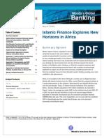 Islamic Finance in Africa
