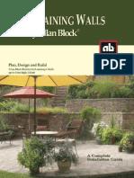 Literature AB Residential Retaining Walls