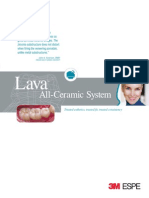 Lava System Clinical Brochure