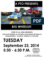 2014 Big Wheels Flyer
