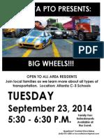 2014 Big Wheels Flyer