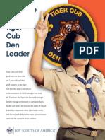 Tiger Den Leader Introduction