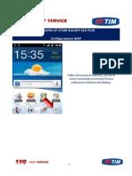 Samsung Gt s7500 Galaxy Ace Plus Configurazione Wap